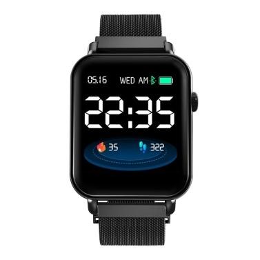 Y6pro Smart Watch 1,3-Zoll große TFT-Bildschirm mit 240 * 240 Auflösung