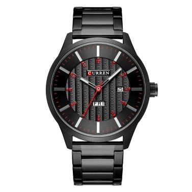 CURREN 8316 Herrenuhr Quarz Markenuhr Armbanduhr