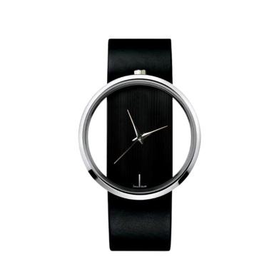 Elegante reloj de cuarzo para mujer