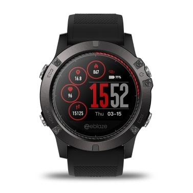 38% OFF Zeblaze VIBE 3 ECG Smart Sport W