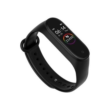 M4 Smart Armband 0,96-Zoll-Bildschirm BT4.0 Smart Watch