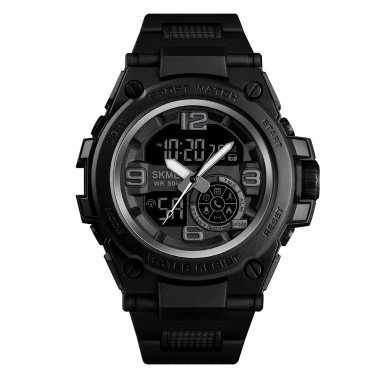 SKMEI 1517 Multifunktionale 5ATM wasserdichte Herren Smartwatch