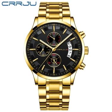 CRRJU 2261 Man Quartz Wristwatch