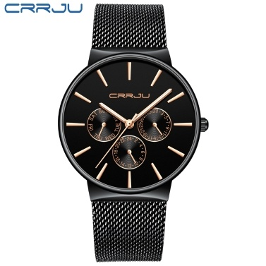 CRRJU 2155 Man Quartz Armbanduhr