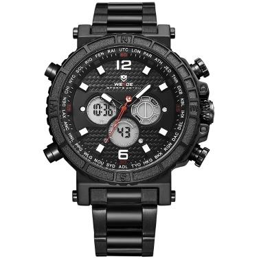 WEIDE WH6305 Quarz Digitale elektronische Uhr
