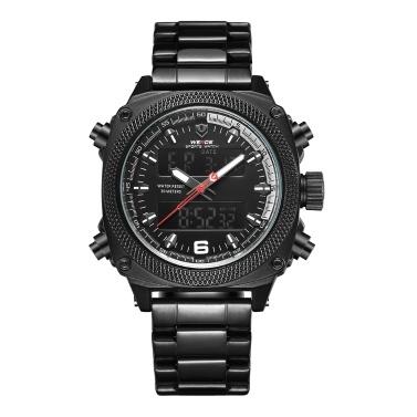 WEIDE WH7302 Quarz Digitale elektronische Uhr