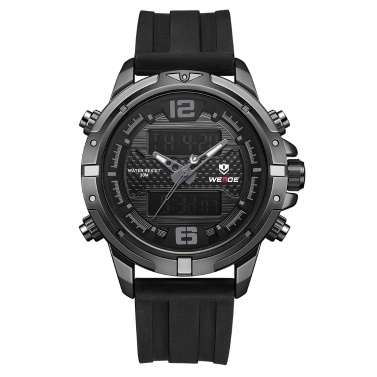 WEIDE WH8602 Quartz Digital Electronic Watch