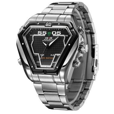 WEIDE WH1102 Reloj electrónico digital de cuarzo