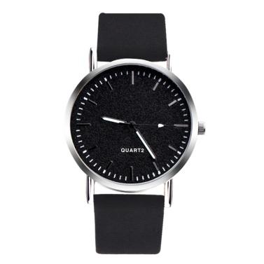Beige wunderschöne Design-Armbanduhr