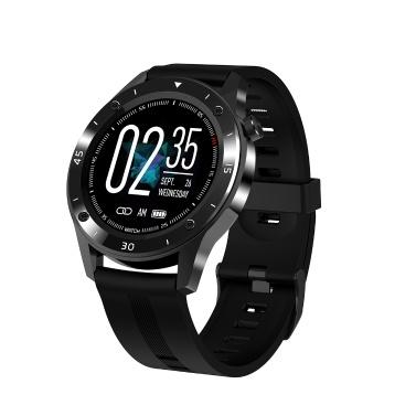 F22 Smartwatch 1,54-Zoll-TFT-Voll-Touchscreen-Uhr mit großem Zifferblatt IP67 Wasserdichte Fitness-Tracker-Sportuhr