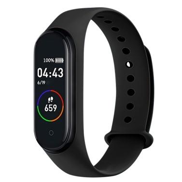 M4 Smart Watch Farbbildschirm Sport BT Armbanduhr