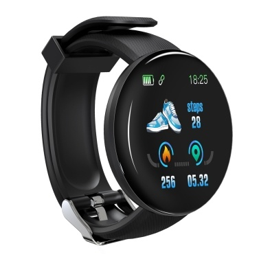 D18 1.3-inch Touch Smart Bracelet Smart Sports Watch