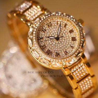 BS beesister Luxus Damenuhren