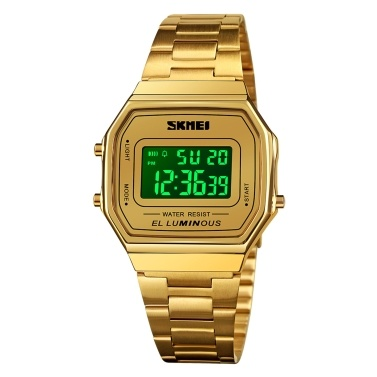 SKMEI 1647 Men Digital Business Watch