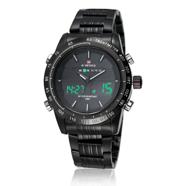 NAVIFORCE NF9024 Quarz-Sport-Armbanduhr
