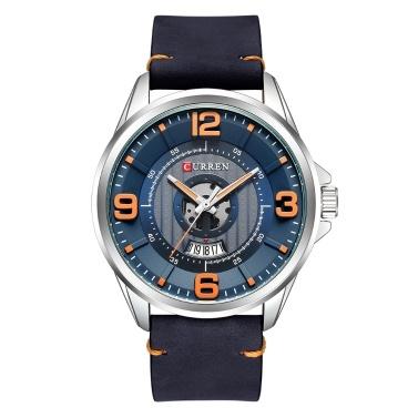 Curren Uhren Mode Business Männer Uhren Quarz Männlich Armbanduhren Uhr Relogio Masculino
