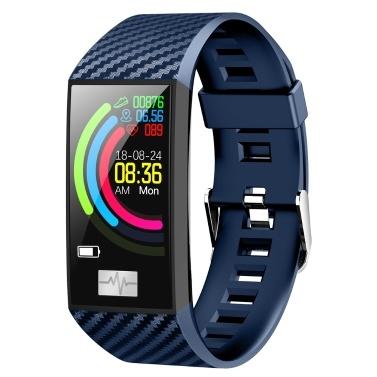 DTNO.I Intelligente Handgelenk Band Fitness Tracker Herzfrequenz Blutdruck Sauerstoffoximeter Sport Uhren Wasserdichte Fitness Uhr Schrittzähler Uhr