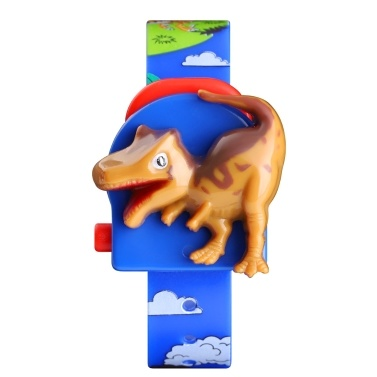 SKMEI 1468 Cartoon Dinosaur Style Kinderuhr