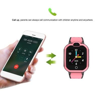 LT05 4G Intelligente Uhr für Kinder BT Videoanruf IP67 LBS Wasserdichte Anti-verlorene Kinder Smartwatch Unterstützung 11 Sprachen