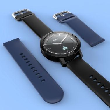 LOKMAT MK09 Smart Watch mit Ersatzband Kompatibel mit Android iOS