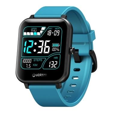 Zeblaze GTS 1.54-Inch HD Touchscreen Wearable Fitness Tracker Smartwatch for Phone-Calls