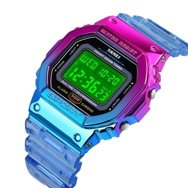 SKMEI Women Digital Sports Watch