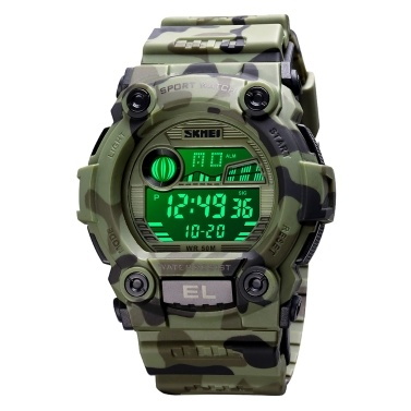 SKMEI 1635 Digital Sports Watch for Kids