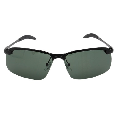 JOGAL Fashion Polarized UV400 Sunglasses Driving Glasses Outdoor Cycling Sunglasses Fishing Hiking Summer Men Male Frameless