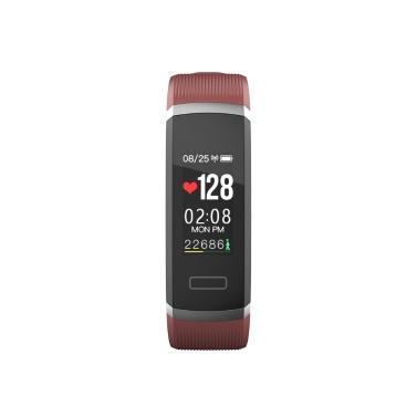 $6 OFF FB2 IP67 Waterproof Smart Bracelet,free shipping $21.99(Code:FB2OFF)