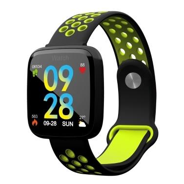 20% de réduction pour la Smart Watch Sport Prévisions météo F15
