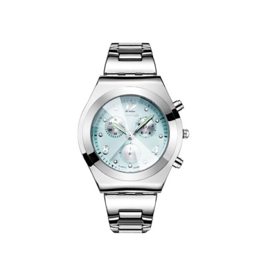LONGBO Fashion Stainless Steel Watch Band Watch Lady Elegant Luxury Dress Wrist Watch Women Classic Quartz Watches