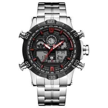 WEIDE WH6901 Quartz Digital Electronic Watch