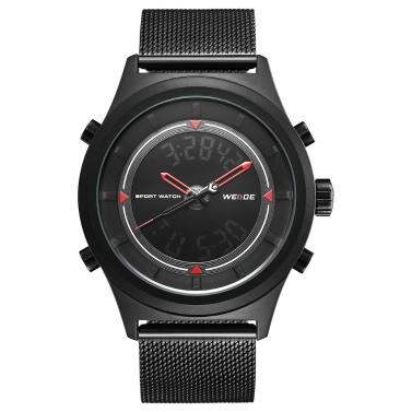 WEIDE WH7305 Quartz Digital Electronic Watch