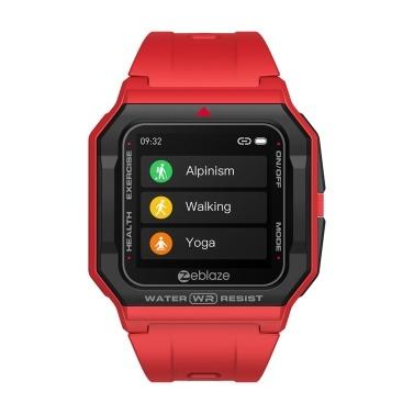 Zeblaze Ares 1.3-Inch IPS Screen Smart Watch Retro Ultra-Light Watch