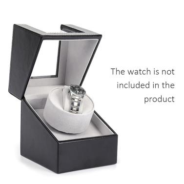 Automatik Uhrenbeweger Aufbewahrungskoffer Exquisite Uhrenbeweger Box mit Motor