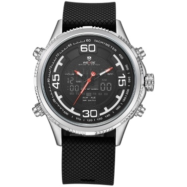 WEIDE WH6306 Quartz Digital Electronic Watch
