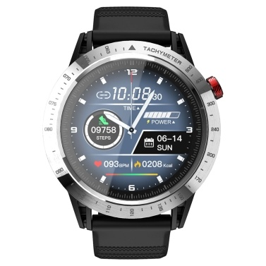 LOKMAT Comet 1.3-Inch  Smart Watch Full Touch Sports Watches