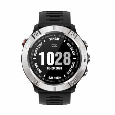 LOKMAT ZEUS 1.28 Inch Full Touchscreen Watch Smart Watch  with Silicone Strap