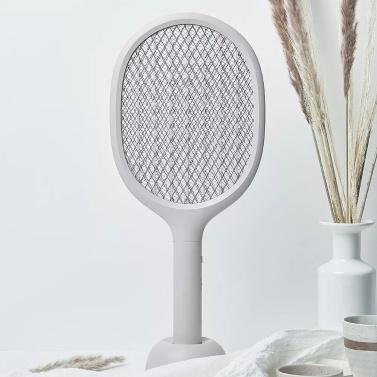Xiaomi Electric Mosquito Swatter Mückenvernichter mit Ladestation Mückenvernichtungslampe 2000mAh Akku