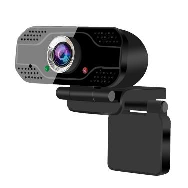 1080P Full HD USB Веб-камера Видеоконференция Камера