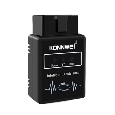 Konnwei KW912 BT3.0 OBDII Auto Diagnostic Scanner Tester Fault Scanner Tool Android