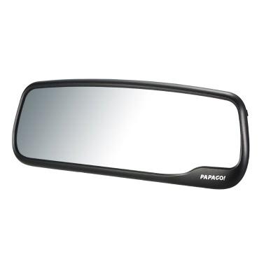 PAPAGO M20 Auto DVR Novatek 96655 1080P 2.7 Bildschirm 135 Grad Winkel Rückspiegel Video Recorder