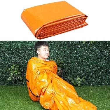 Wiederverwendbarer Notfallschlafsack