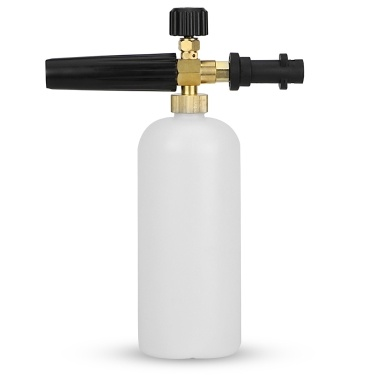 Pulverizador de botella de espuma de nieve compatible con Karcher K2 - K7 Pukkr
