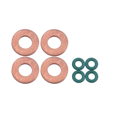 Austausch des O-Ring-Kits für die Dichtscheibe der Einspritzdüse für den Ford Transit MK7 2.2 2.4 3.2