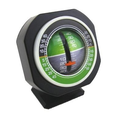 Professionelle Auto-LKW-Winkel-Neigungsanzeige Balancer Backlight Slope Meter Gauge