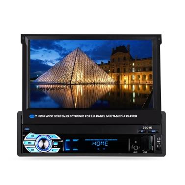 Universal 7inch Scale MP5 Player Car Video Multimedia Autoradio 9601G Touch Screen BT FM Radio