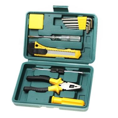 Vehicle Maintenance Kit Stainless Steel Emergency Repair Kit,free shipping $9.99(Code:AK5961)