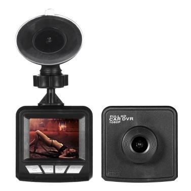 """FHD 1080 P Traço Cam Carro DVR Camera Recorder 2 """"Tela 170 ° Grande Angular G-Sensor Detecção de Movimento"""