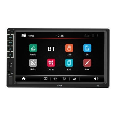 7 Zoll N7 Autoradio Bt Stereo Multimedia Player Touchscreen Autoradio